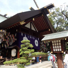 立派な神殿