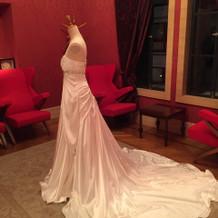 ブライズルームのドレス