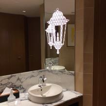 ゲストのお手洗い
