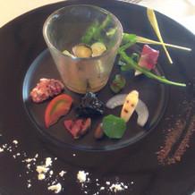 初めて食べる変わったの近江野菜。