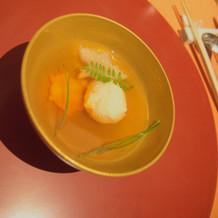 和食のお吸い物