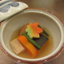 京湯葉と野菜の御多喜合