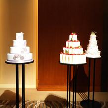 ケーキのイメージ。