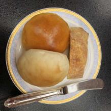 パンが人気でした。