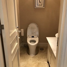 花嫁専用トイレ