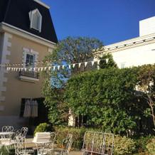 フランス館ガーデン