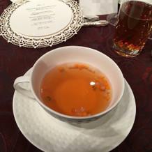 ダブルコンソメスープ