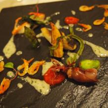 お魚料理 サブのホタルイカまで美味