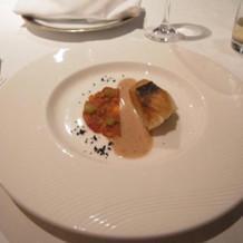 魚料理(甲殻類NGの方用)