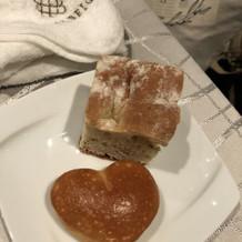 パンも美味しかったそうです