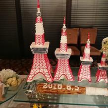 東京タワーマジパン
