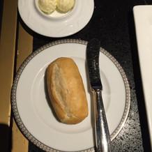 パン。一個。