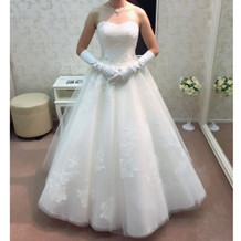 決定ドレスです!