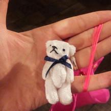 ハッピーパラシュートの熊です。
