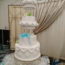 セレモニー用ケーキ