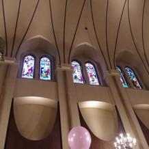 大聖堂~壁
