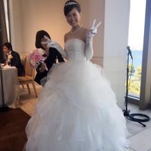 憧れのふわふわプリンセスドレス!