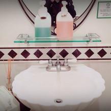 いつ行ってもお手洗いが綺麗でした。