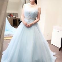 カラードレス♪ もえちゃんドレス