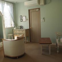 花嫁控え室2