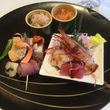 和洋折中の美味しいお料理