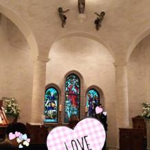挙式会場「ヴァーツラフ教会」