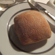 パンも美味しかった
