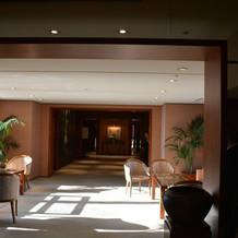 ホテル内装