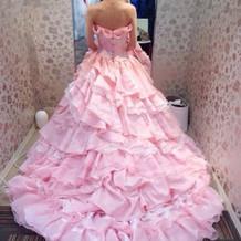 佐々木希さんプロデュースのドレス