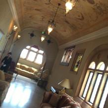 天井が素敵