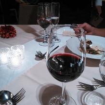 フォアグラに合うワイン。本当に合いました