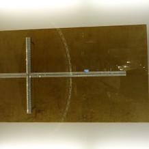 スワロフスキーの十字架