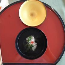 和食の吸い物
