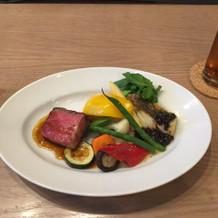 お肉と野菜のハーモニーが素晴らしかった