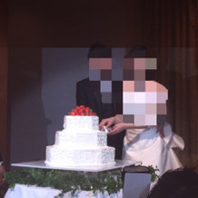 王道なケーキです