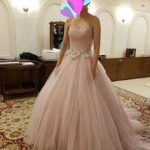 ピンクも可愛かったです