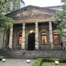 旧桜ノ宮公会堂といえば!なフォトスポット