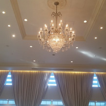 天井も高く開放感があります