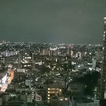 25階からの夜景