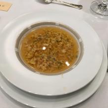 Cコーススープ