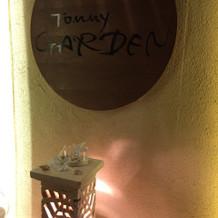 披露宴会場 Tommy Garden