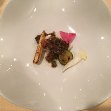 天然真鯛とお季節の野菜