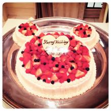 お気に入りのケーキです