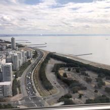 46階からの景色