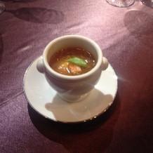 試食会(スープ)
