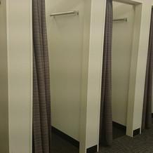 ゲスト用更衣室。
