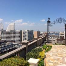 屋上からの景色1