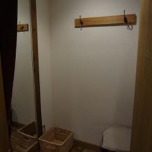 ゲスト更衣室