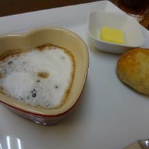 フォアグラ茶碗蒸し