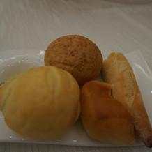 特に焼き立てパンが美味しかった!